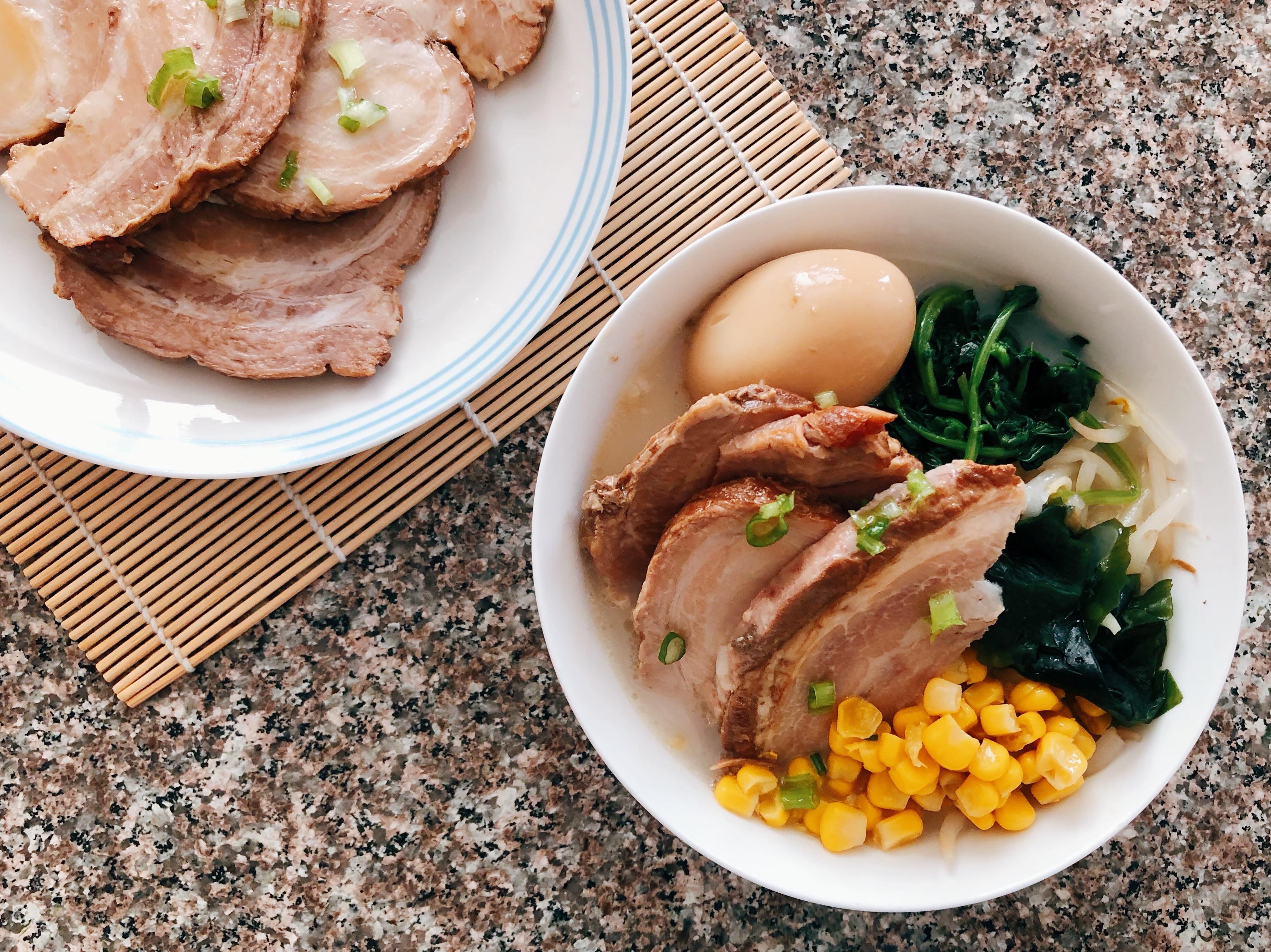 日式叉燒肉|簡單完成|大口吃肉