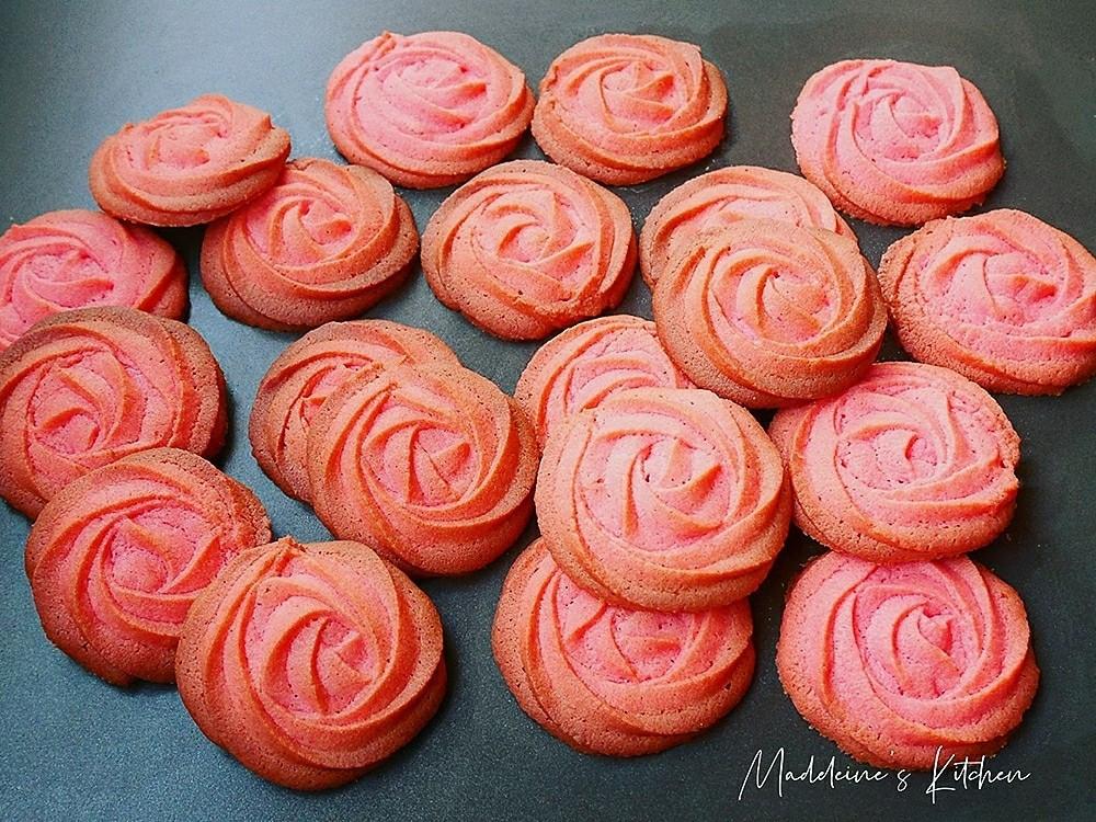 花樣奶酥餅乾