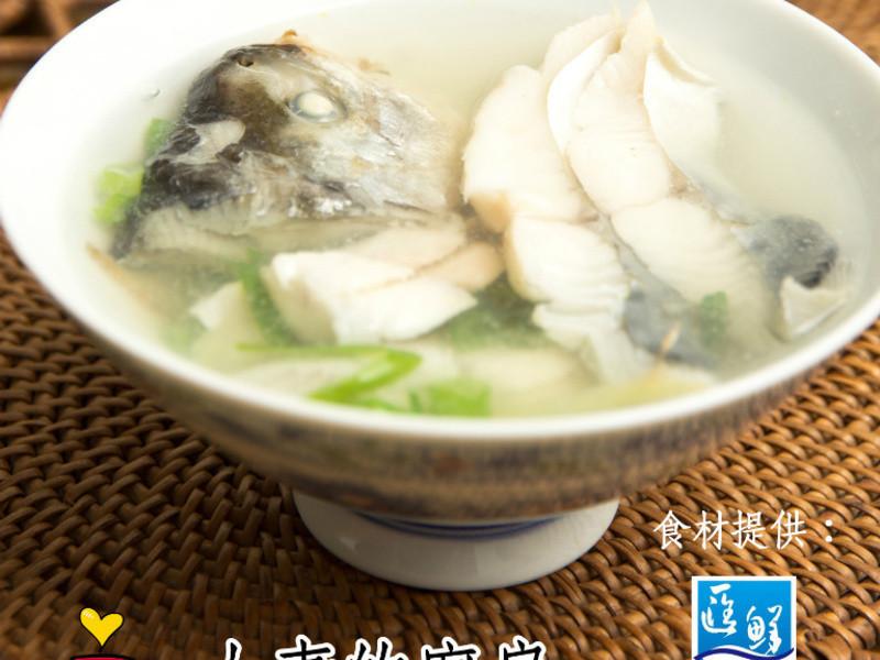 【匯鮮市集邀稿】人妻的廚房--味噌花鯧魚湯(みそしる)