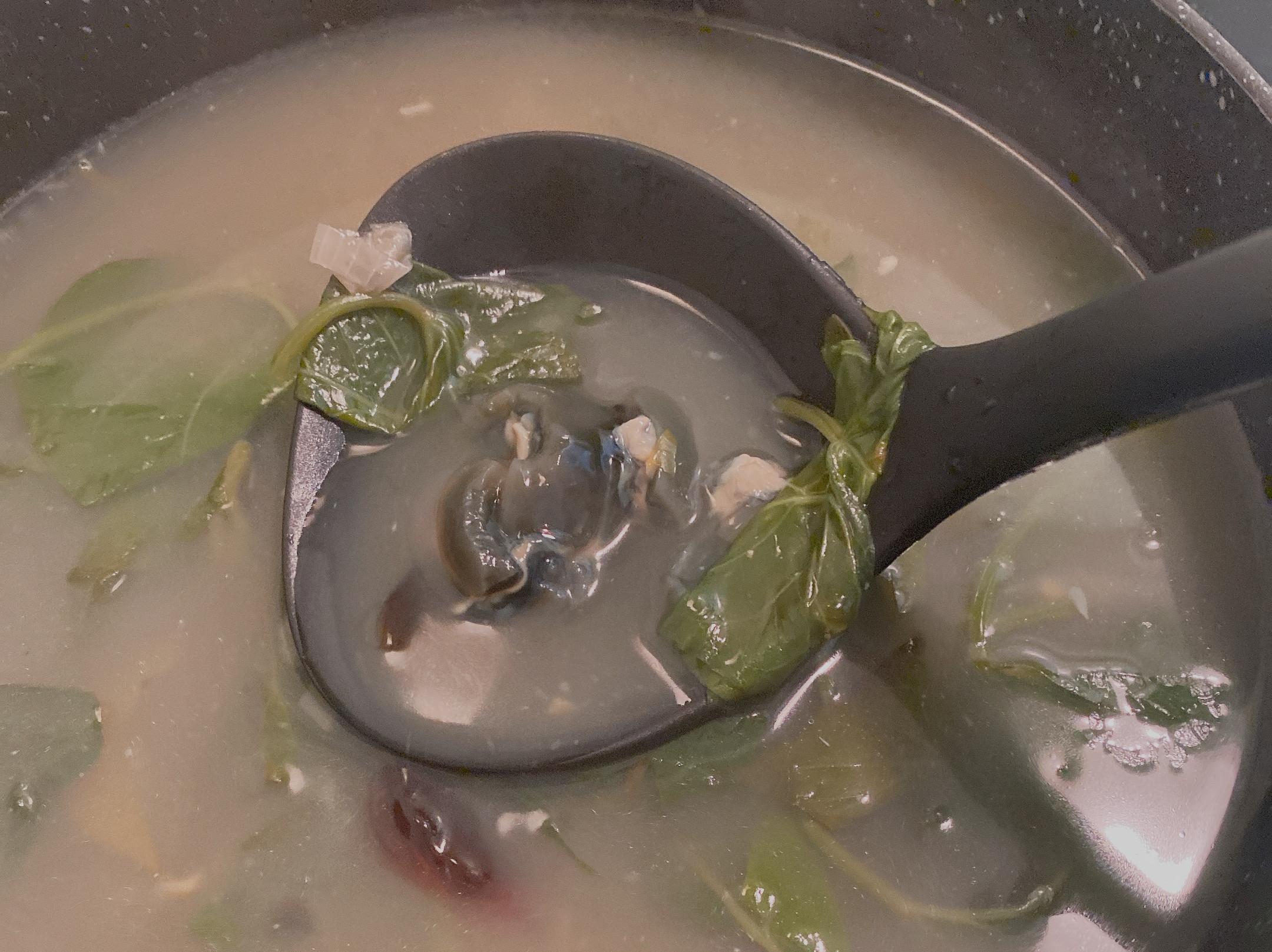 愛吃皮蛋不能錯過的湯