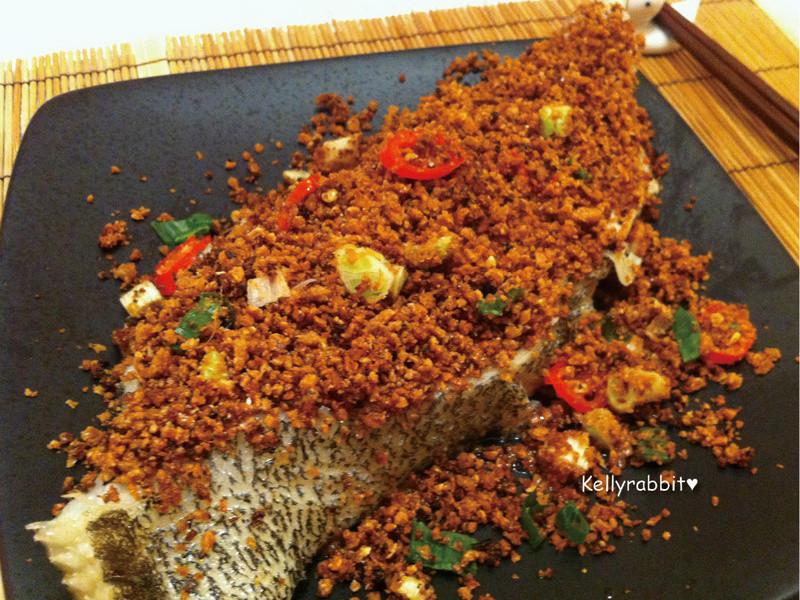 簡單上菜-豆酥鱈魚