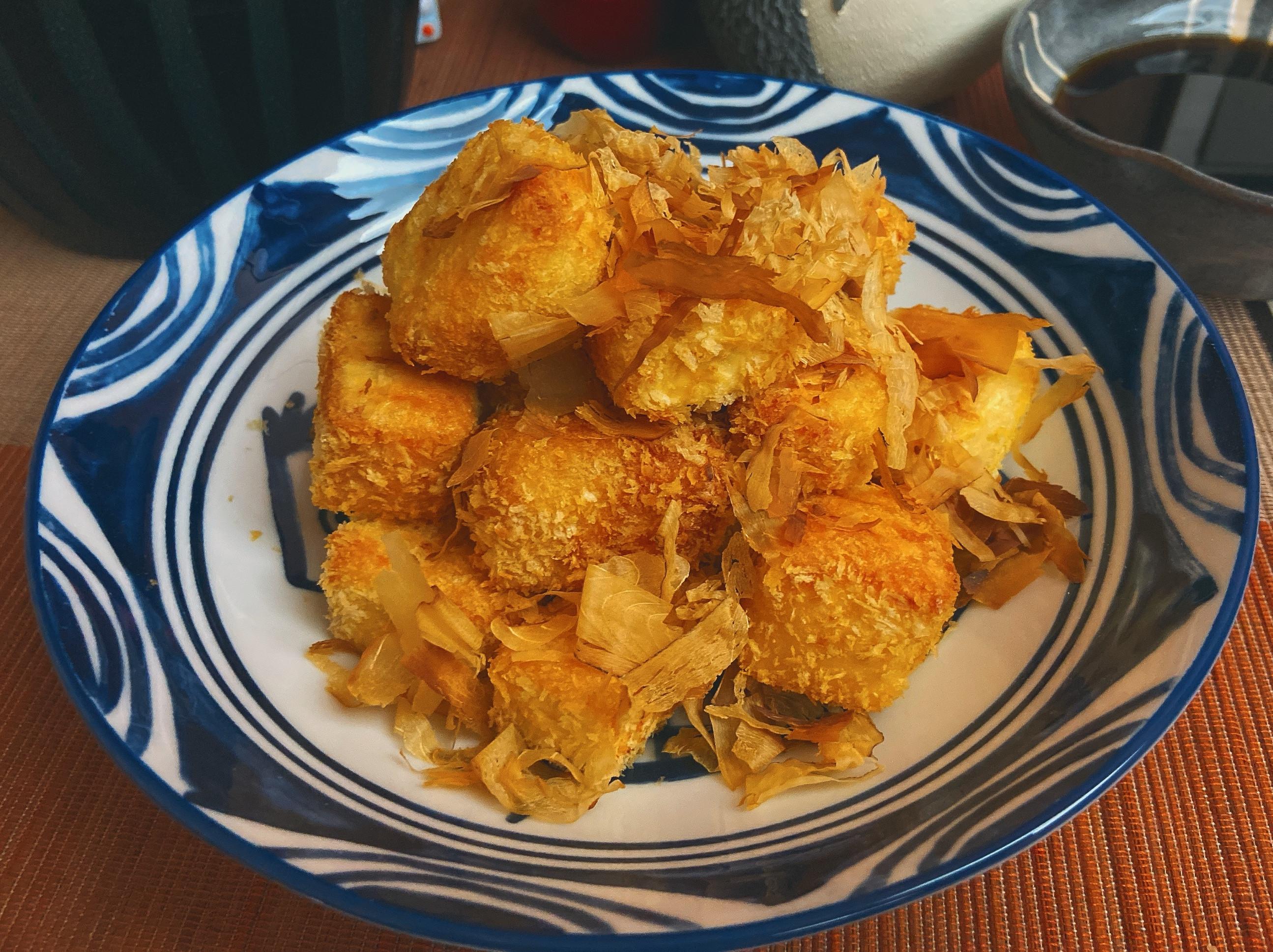 唐揚豆腐-氣炸料理