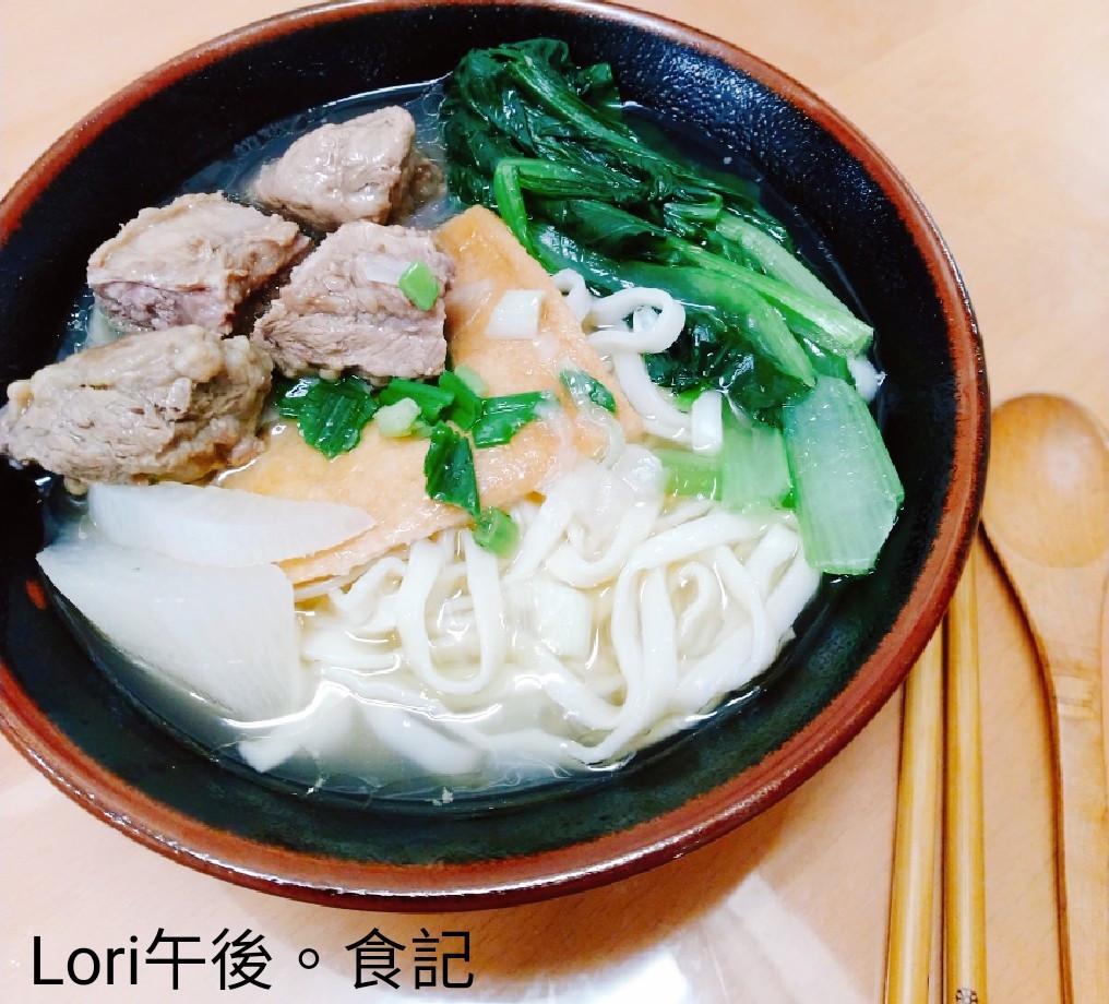 清燉牛肉湯麵