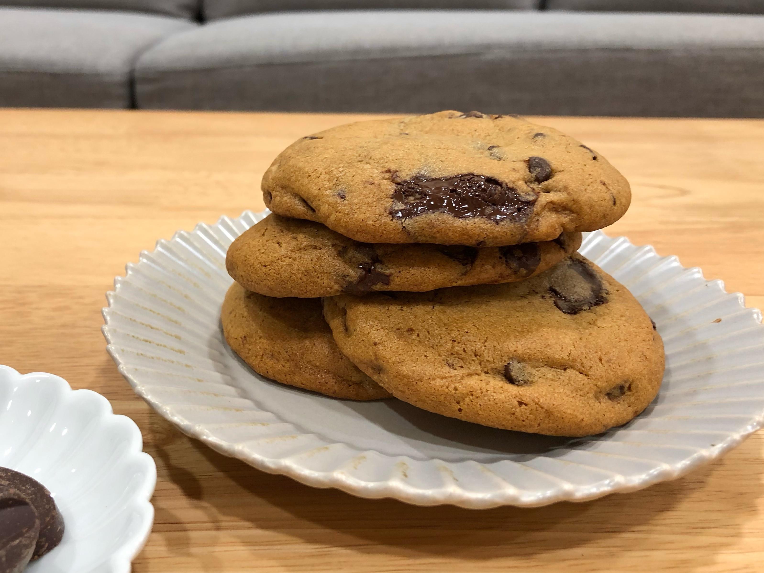 美式爆漿巧克力軟餅乾