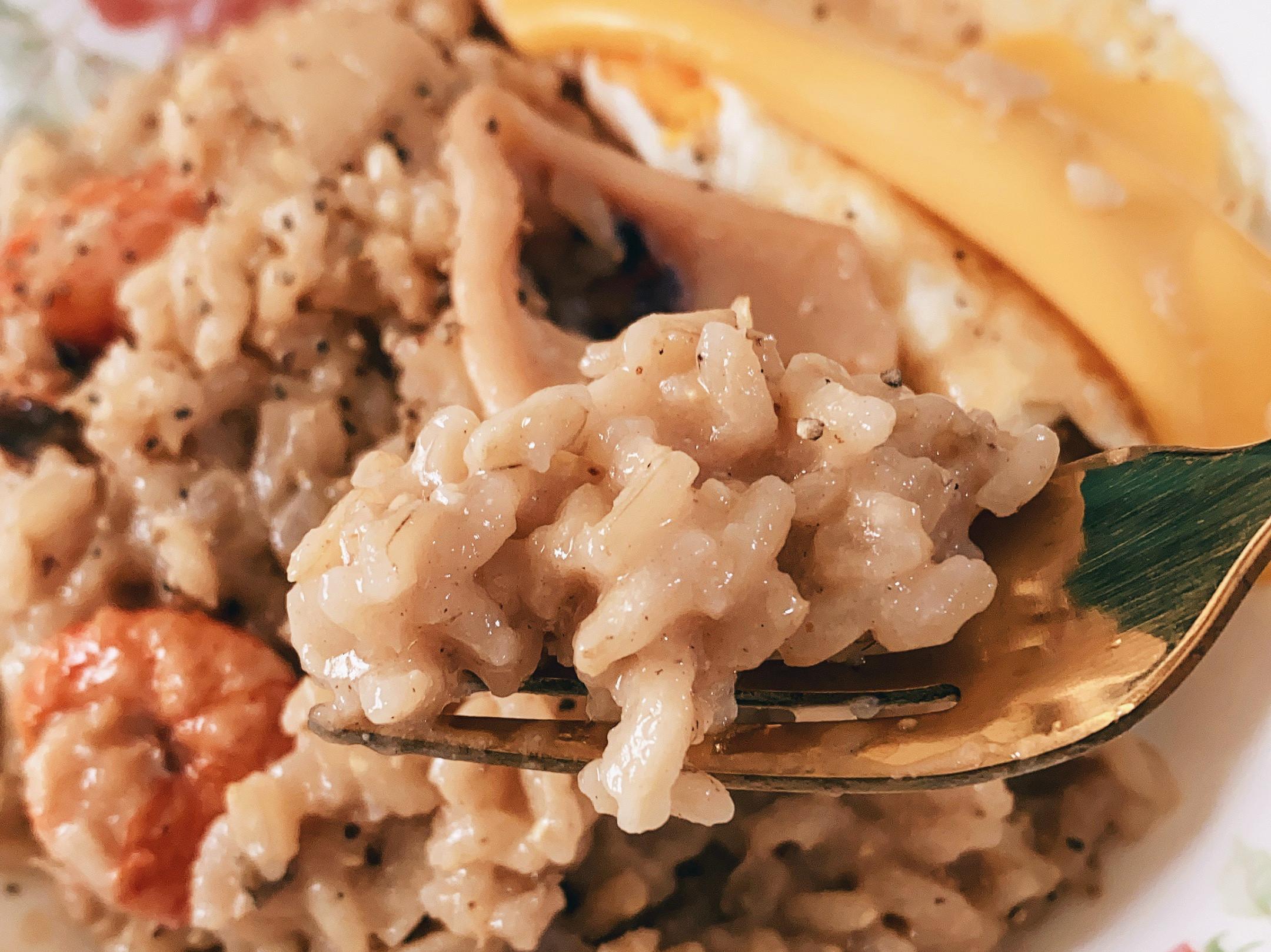 [零失敗]奶油海鮮糙米燉飯