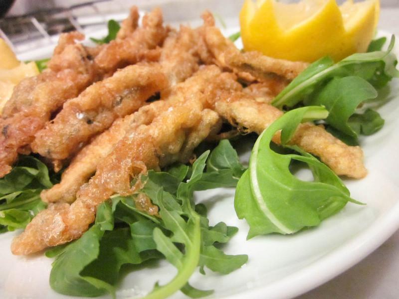 義式酥炸鯷魚