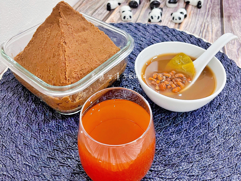 紅豆水、紅豆湯和紅豆泥