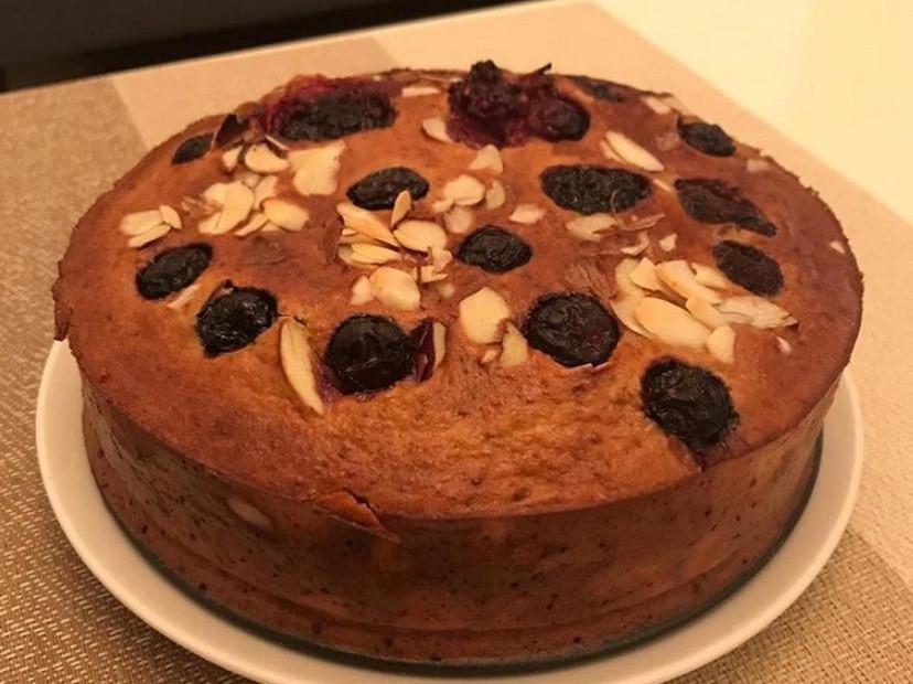 《高蛋白香蕉燕麥蛋糕🍌健康低醣甜點》
