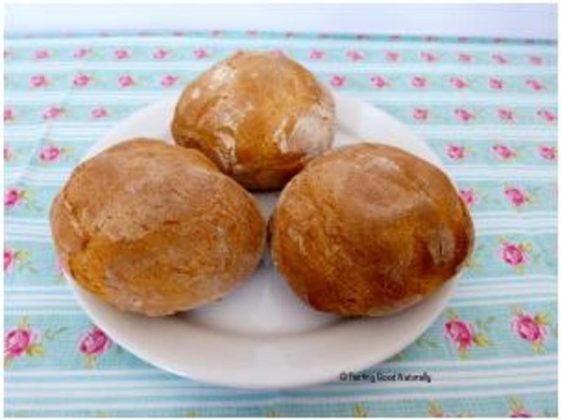 Vegan little bread …素食小麵包