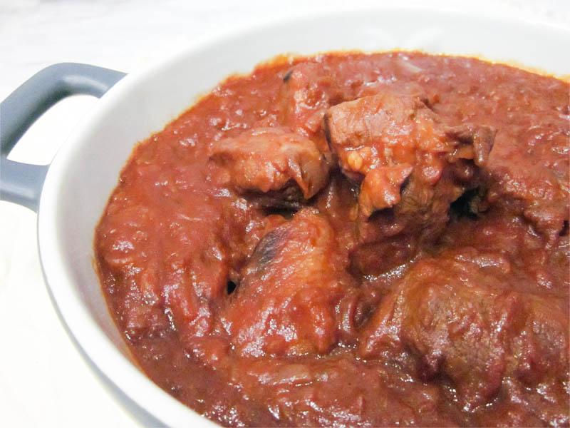 義式紅酒洋蔥燉牛肉