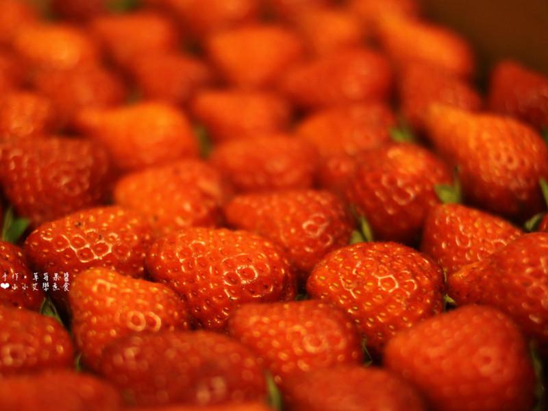 手作。草莓果醬❤艾希絲愛煮食