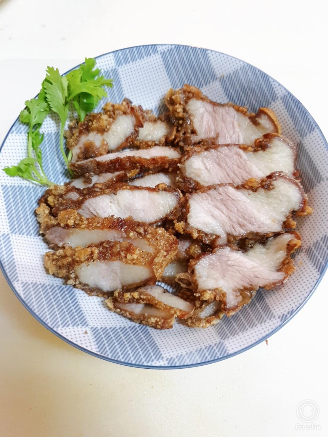 十三香鹹豬肉