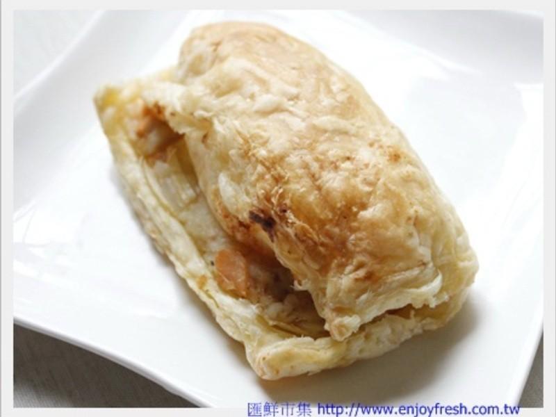 鮭魚起酥派