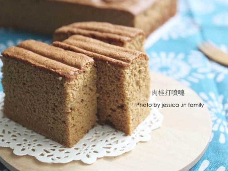 【肉桂打噴嚏】黑糖海綿蛋糕