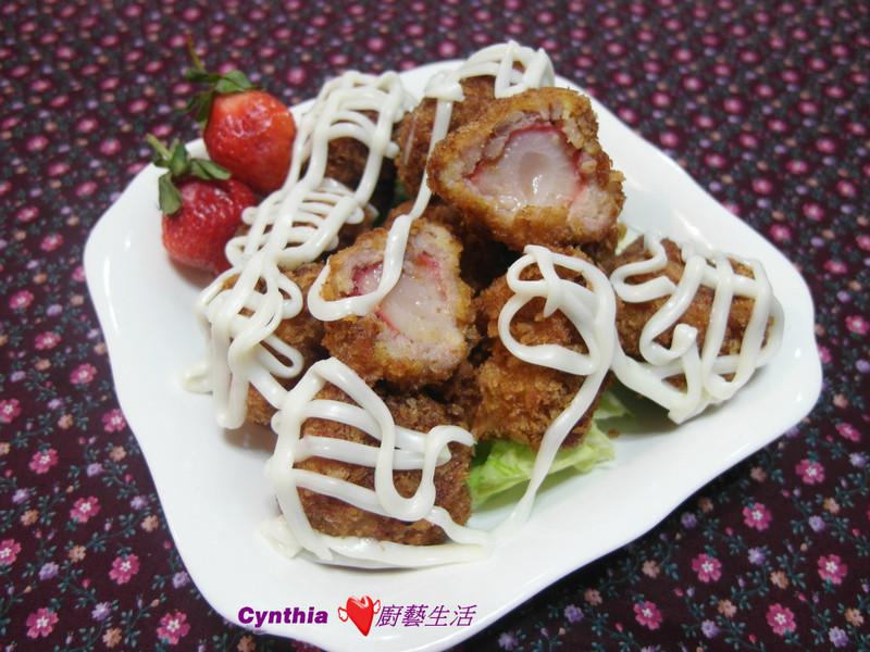[草莓丸子舞沙拉]Cynthia廚藝生活