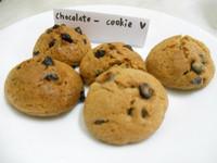 ★巧克力豆餅乾^^