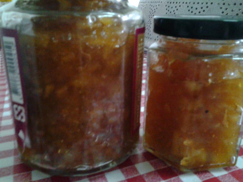 Y芬的小廚房--鳳梨蘋果醬