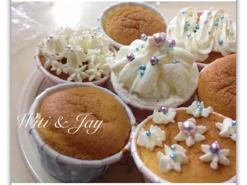 [Witi✿Kitchen]cupcake杯子蛋糕