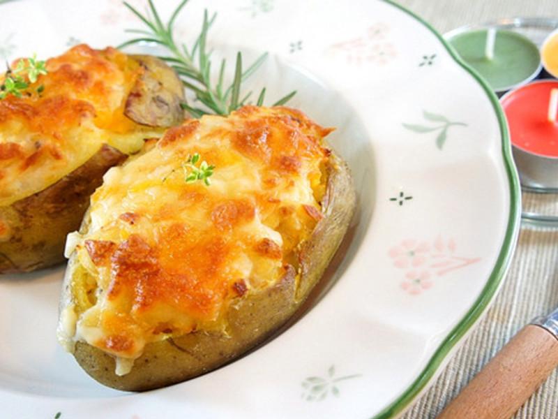 焗烤鯖魚洋芋