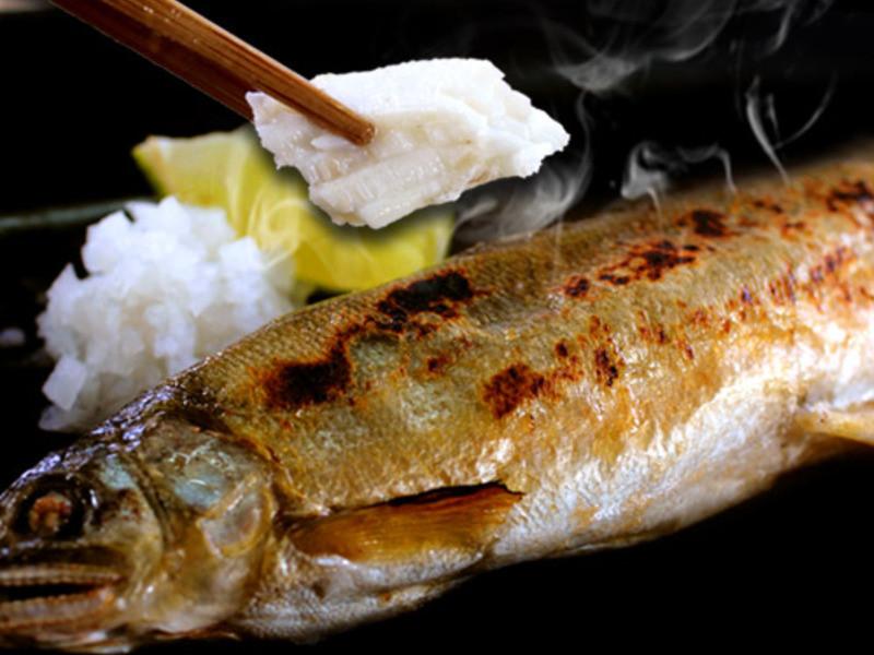 2步驟輕鬆鹽烤嫩香魚[尋鮮本舖-大寶の懶人廚房♪]