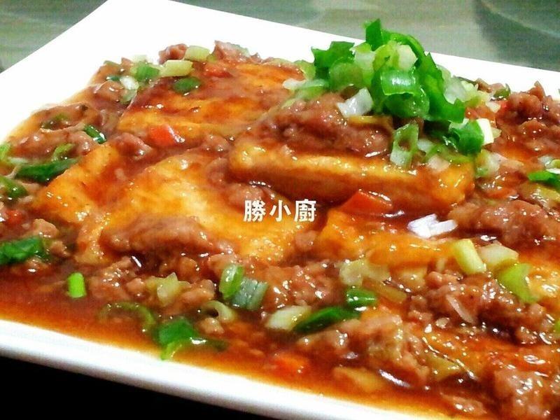 【龜甲萬樂享醍醐味】魚香豆腐