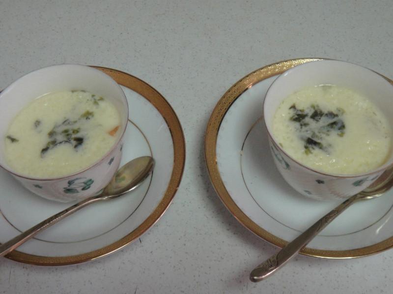 夫妻 茶碗蒸