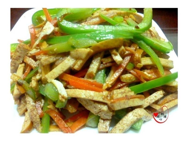 京醬豆干(可素食)