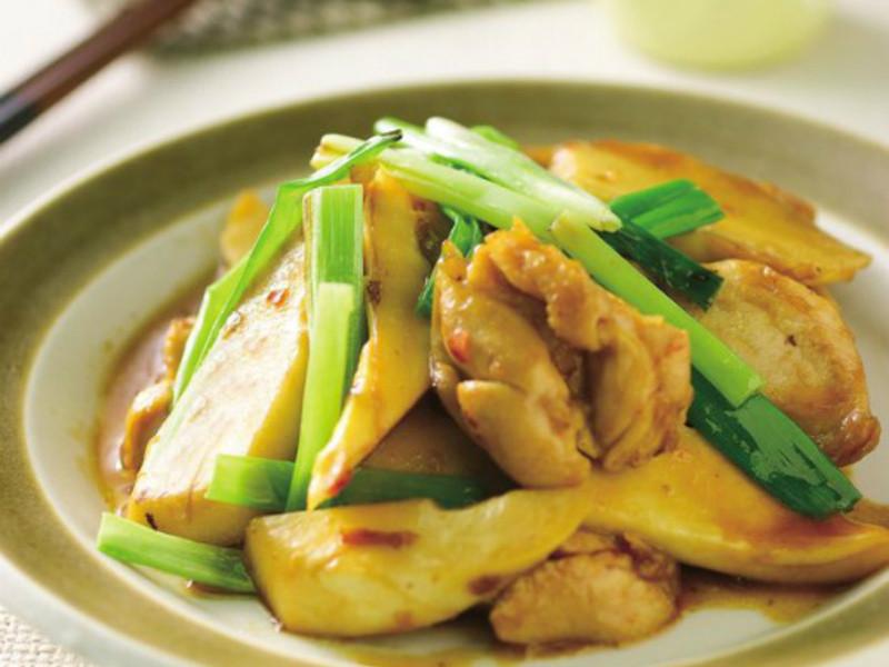 【龜甲萬樂享醍醐味】鮮筍炒雞片