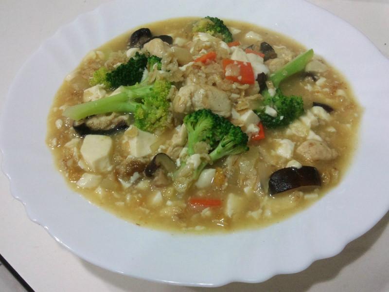 燕麥咖哩*有飽足感的健康減肥餐*