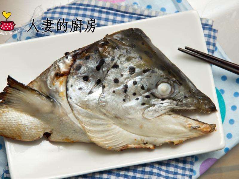 【匯鮮市集邀稿】人妻的廚房--味增烤魚頭