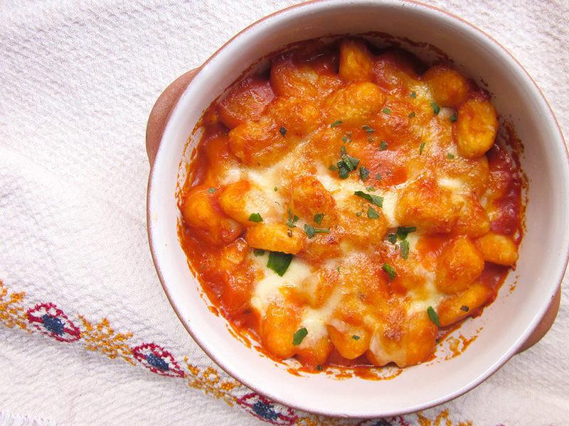 義式焗烤麵疙瘩 Gnocchi alla Sorrentina