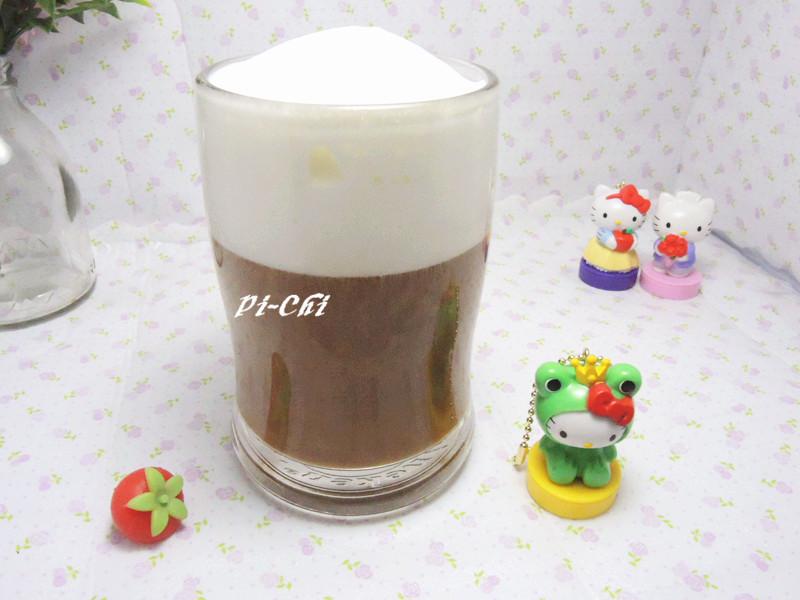 奶泡咖啡~在家輕鬆DIY香醇拿鐵