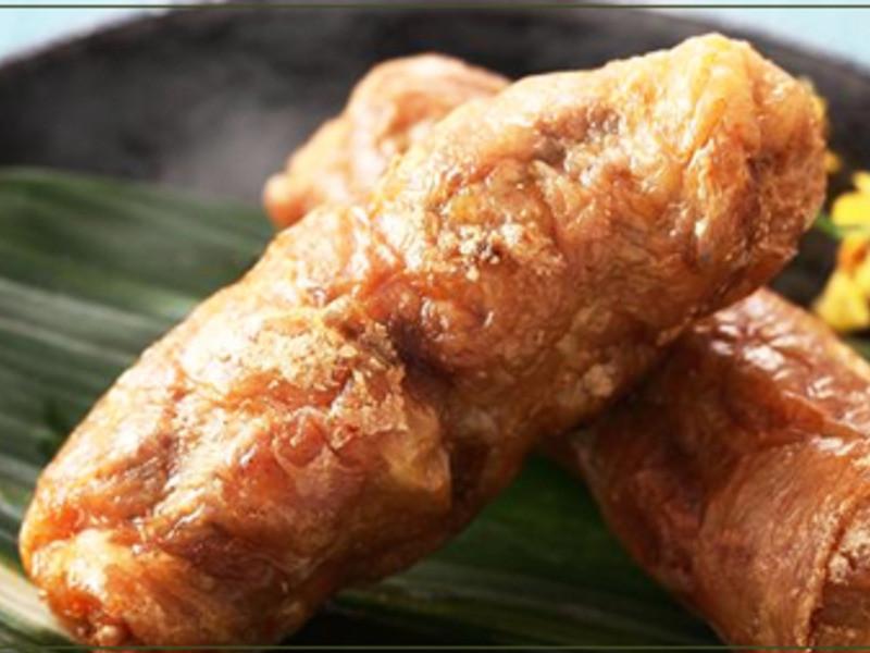 [上野物產] 夜市雞腿捲--教你做出地攤人氣口味.