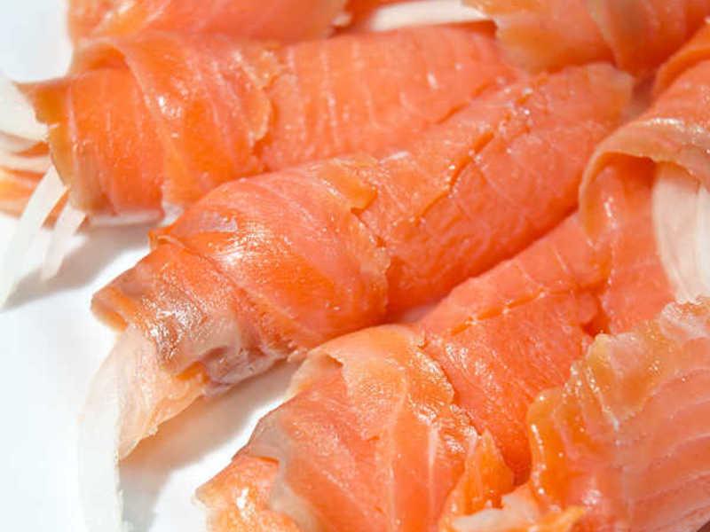 [上野物產] 義式煙燻鮭魚裹洋蔥