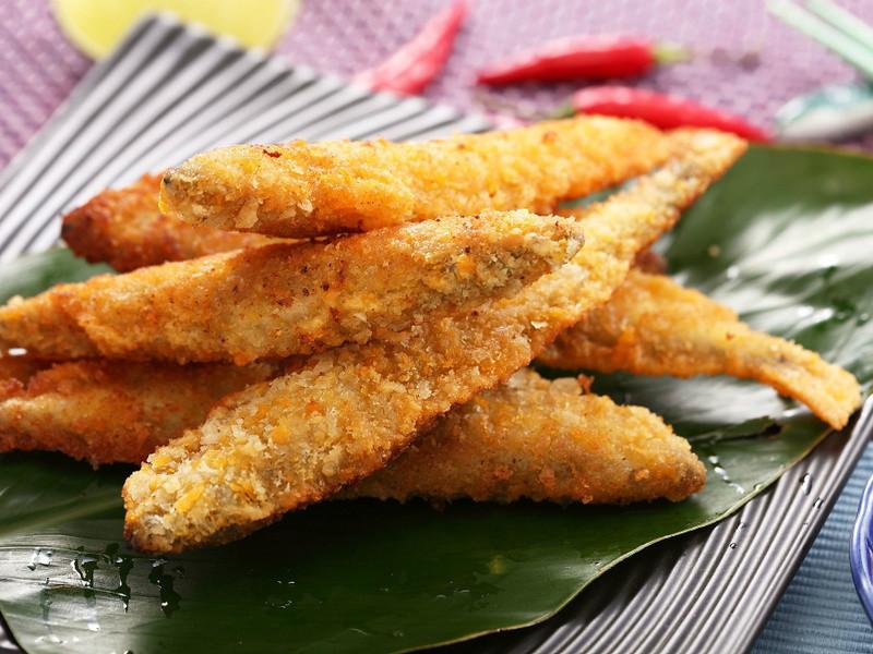 [上野物產]黃金柳葉魚