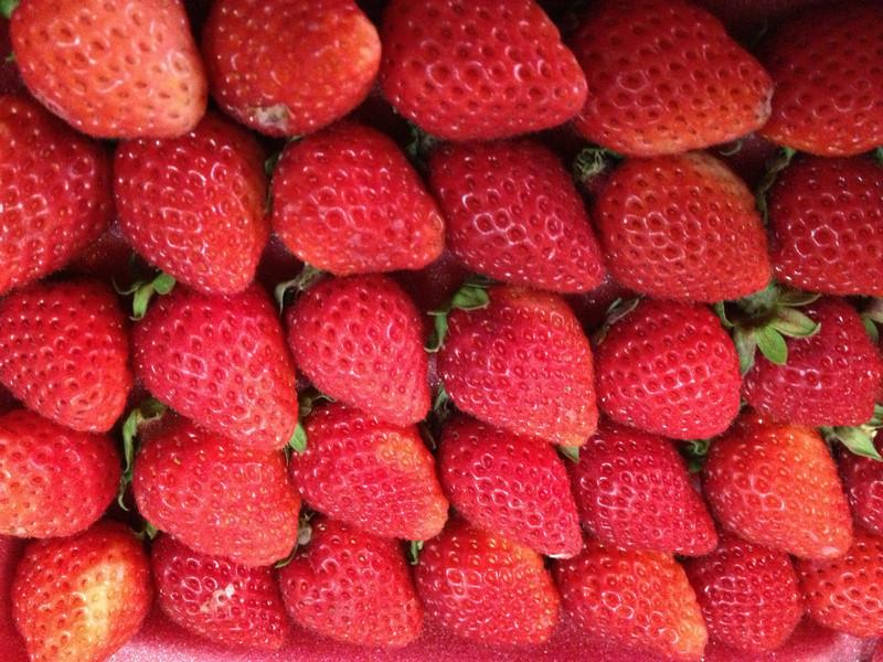 手作*草莓果醬