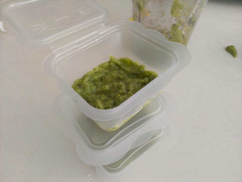 品靚上菜-寶寶副食品-綠花椰菜泥