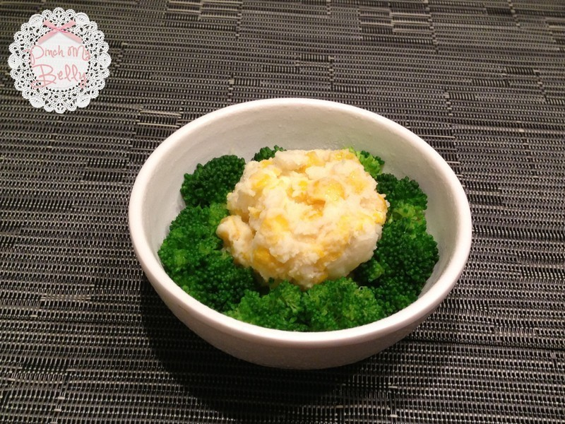 ♥PinchMyBelly♥ 新鮮玉米馬鈴薯沙拉