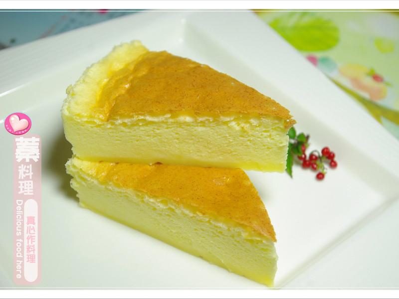 起司片~輕乳酪蛋糕
