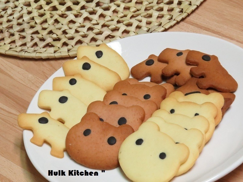 造型小西餅