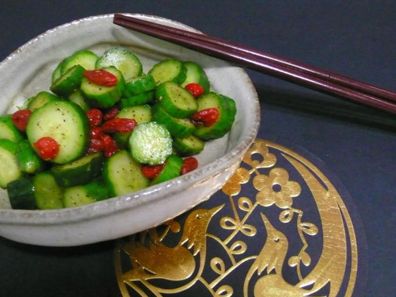 lanni 梅粉涼拌小黃瓜