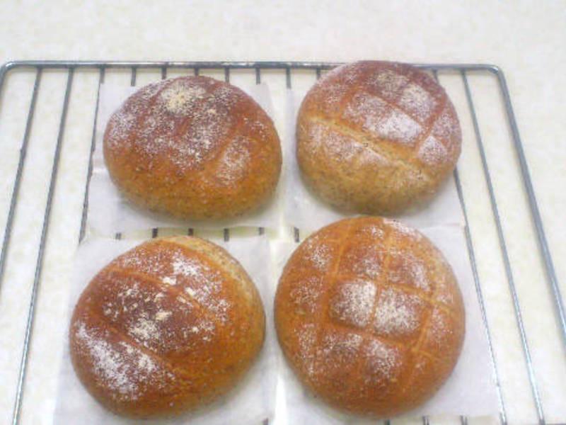 香草全麥法國麵包