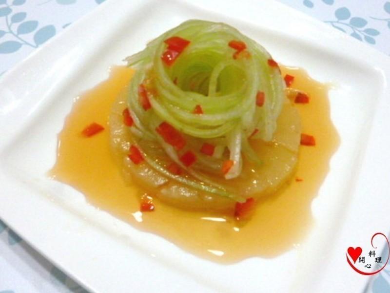 鳳梨黃瓜絲
