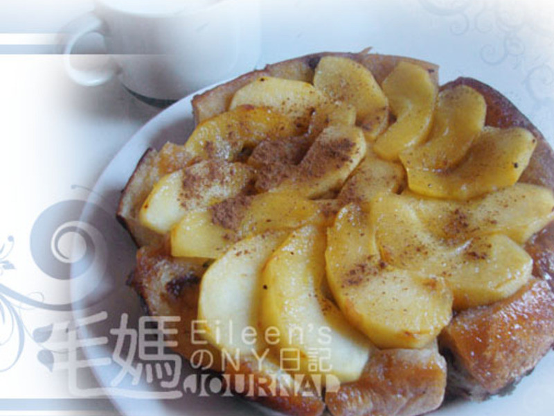 蘋果土司派 Apple Bread Pie