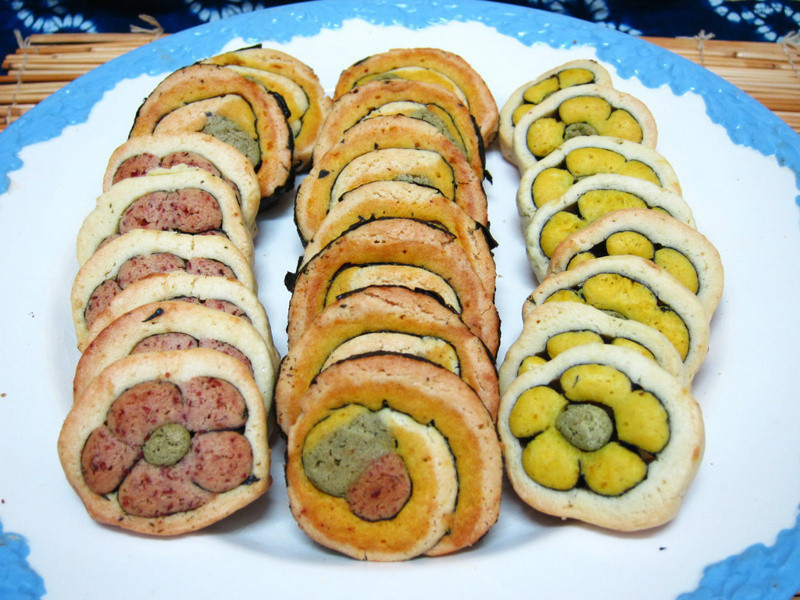 海苔壽司餅乾