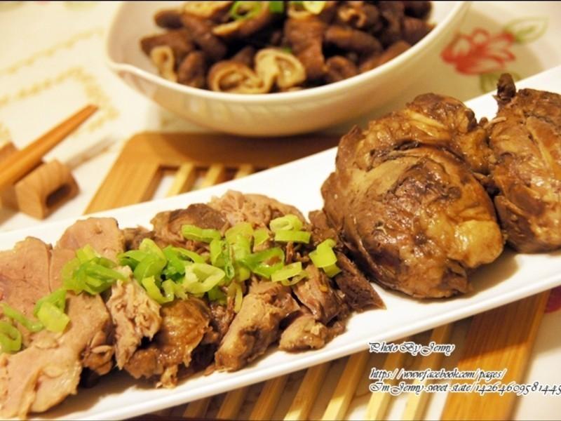 茶香腱子肉/大腸頭