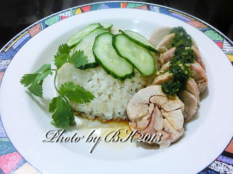 【龜甲萬樂享醍醐味】海南雞飯