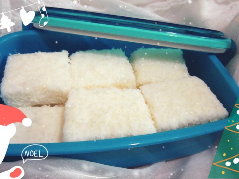孟山小廚房∥雪花糕
