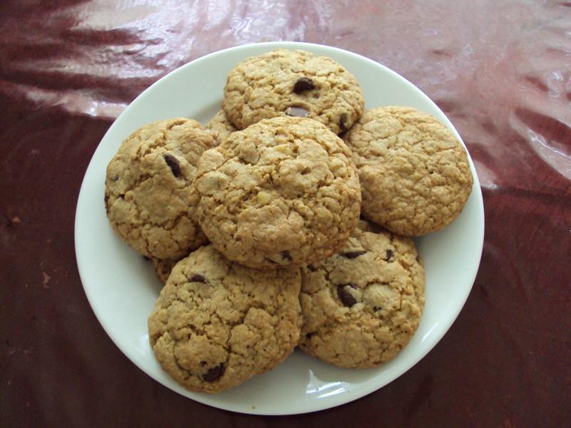 燕麥餅乾(Oatmeal Cookie)