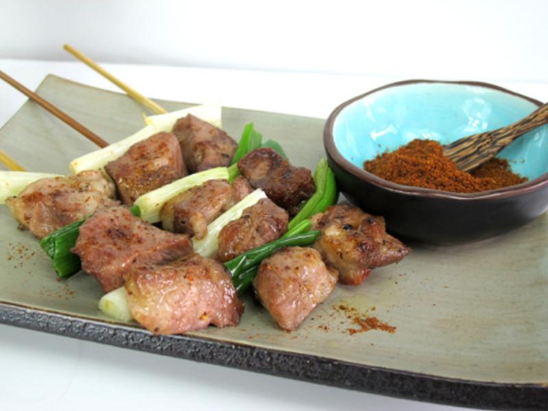 馬告烤肉串
